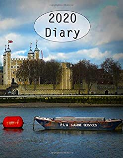 2020 Diary: Using a dot grid bullet planner interior for customising to your personal tastes and iconic location covers