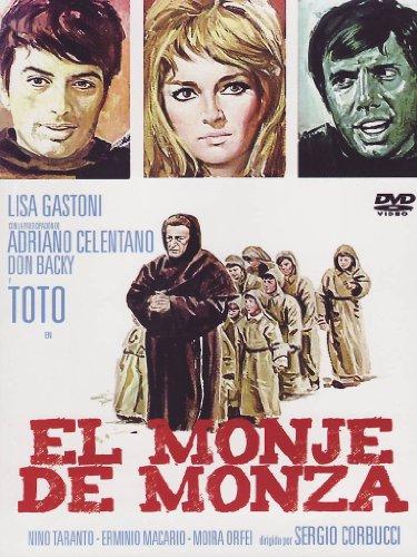 El monje de Monza(Spagna) [DVD]