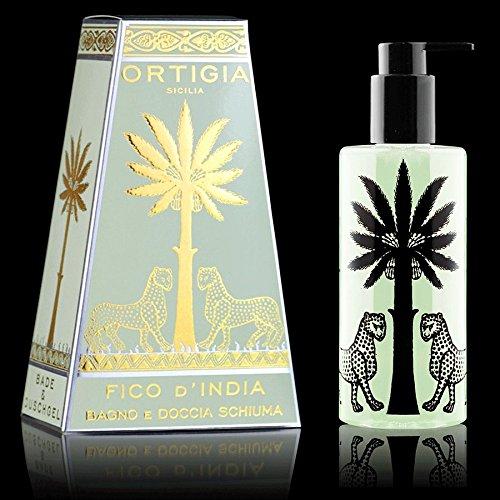 ORTIGIA Fico d'india shower gel - bagnoschiuma 250ml