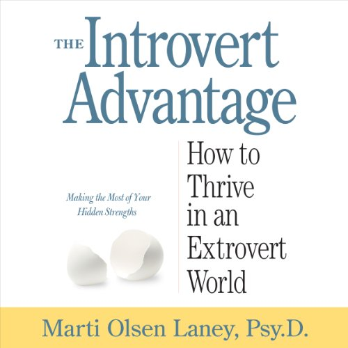The Introvert Advantage cover art