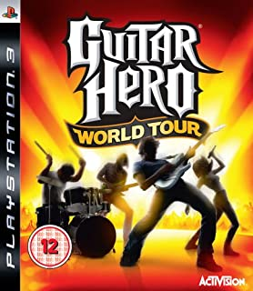 Guitar Hero: World Tour [UK-Import]