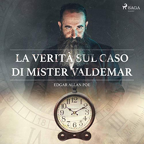 La verità sul caso di mister Valdemar copertina