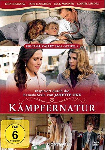 Kämpfernatur - Die Coal Valley Saga Staffel 4 Teil 6 [ Janette Oke ]