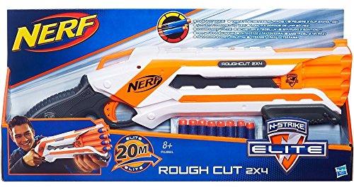 Hasbro Deutschland GmbH Nerf N-Strike Elite XD: Elite XD Rough Cut