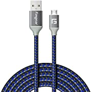 Fasgear 1 Pack 10ft Micro USB Cable