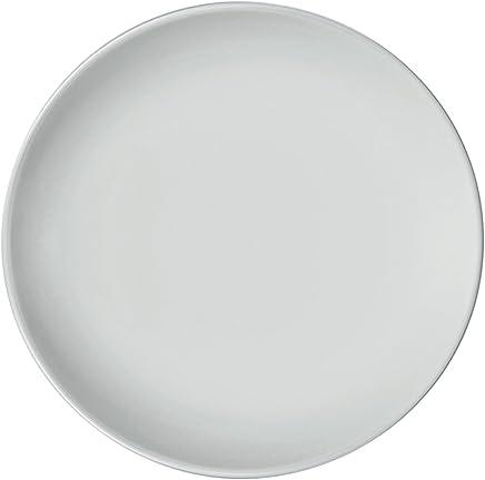 Preisvergleich für Bitossi Home BER1601 Set aus 6 Flachen Tellern, Sorbet-Linie, Ice