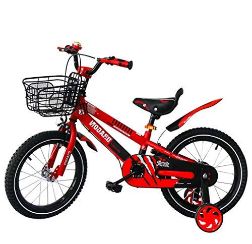 FAHBN Bicicleta Infantil, Niño, Niña