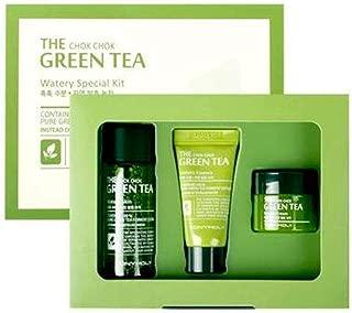 TONYMOLY The Chok Chok Green Tea Watery 3 Piece Kit, 4 oz.