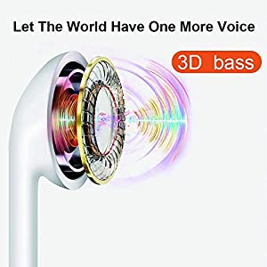 [2 Pack] Earbuds/Earphones, Wired Headphones, 3.5mm in-Ear Wired Earbuds with Built-in Microphone & Volume Control Compatible with iPhone 6s plus/6/5s/5c/iPad/S10 Android Mostl 3.5mm Audio Devices