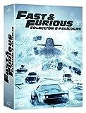 Pack: Fast & Furious (1-8) [Blu-ray]