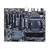 WERTYU Placa Base ATX para Juegos Fit For Gigabyte GA-990FXA-UD3 Placa Base De Escritorio Original 990FXA-UD3 para AMD 990FX Socket AM3 AM3 + DDR3