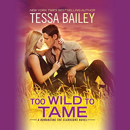Couverture de Too Wild to Tame