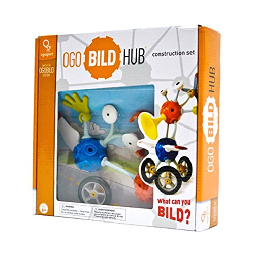 OGO Sport 807102 - Bild Hub Construction Set