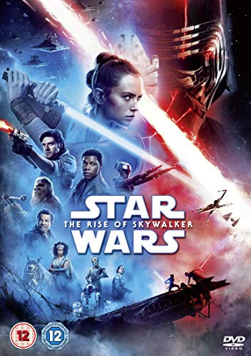 Star Wars Rise of Skywalker DVD [UK Import]