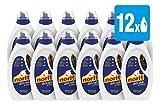 Norit - Detergente para Prendas Delicadas a Mano, 12 botellas de 1125ml
