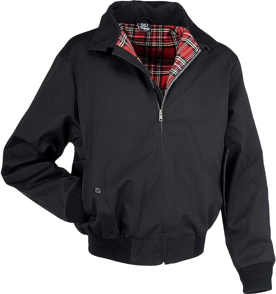 Brandit Lord Canterbury Jacket Black