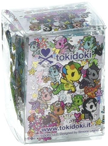 un hasard Tokidoki mermicornos Series 2 Blind Box mini figure