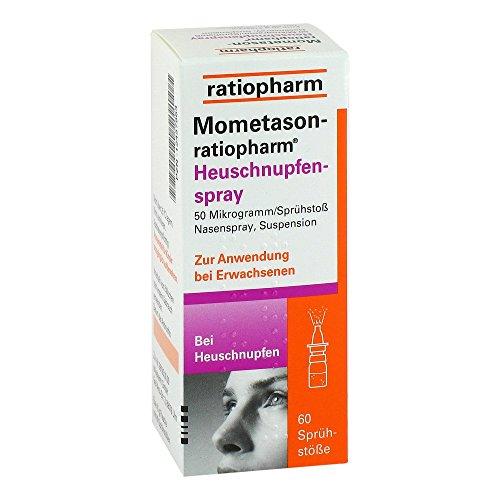 Mometason-ratiopharm Heuschnupfenspray, 10 g Lösung