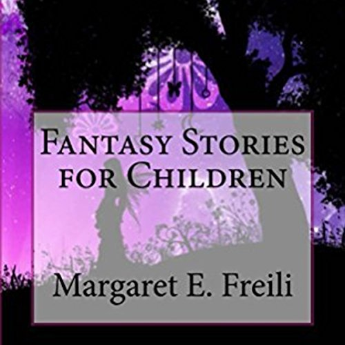 Fantasy Stories for Children audiobook cover art