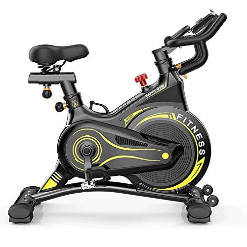 SNOWER Profesional Ejercicio Bicicletas, Bicicletas De Ejercicio Vertical, Cubierta Bicicleta De Spinning, Spin Bike Ultra Silencioso, Hogar De La Estancia De Ejercicios Aparatos De Gimnasia