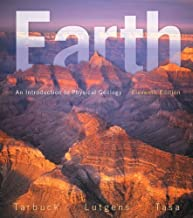 Earth: An Introduction to Physical Geology (11th Edition) Paperback January 27, 2013