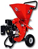 Best Wood Chippers - GreatCircleUSA Wood Chipper Shredder Mulcher Heavy Duty 212cc Review