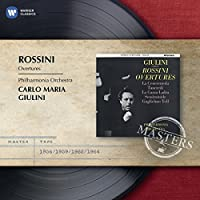 Overtures by Gioachino Rossini (2012-01-24)