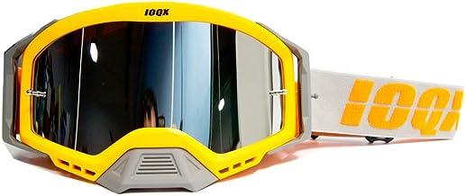QSCTYG Motorfiets Zonnebril Motocross Safety Protective Night Vision Helm Goggles Rijglazen Motorfietsbril 377