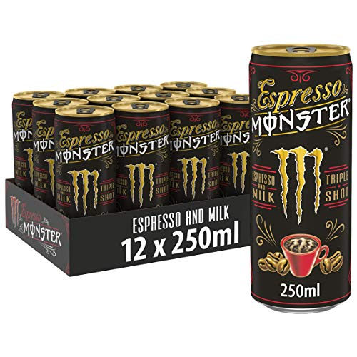 Monster Espresso And Milk - Tray 12pcs