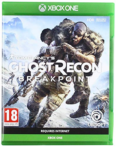 Tom Clancy's Ghost Recon: Breakpoint Xbox One [