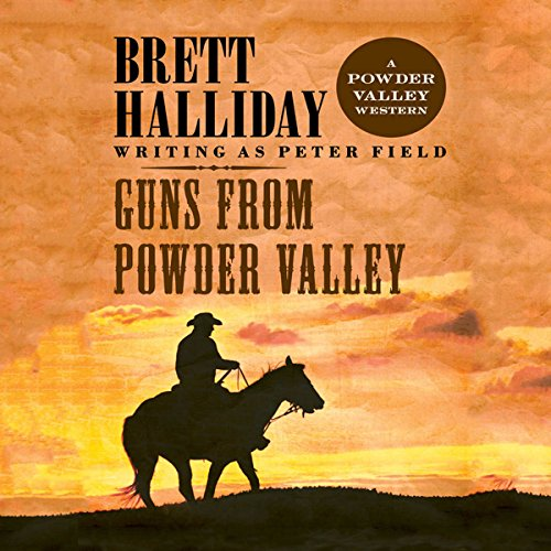 Guns from Powder Valley audiobook cover art