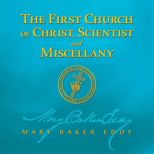 The First Church of Christ, Scientist and Miscellany Titelbild