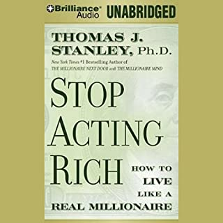 Stop Acting Rich cover art