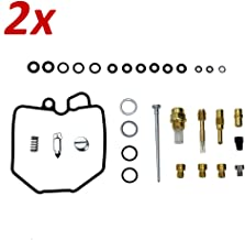 2x Carburetor Rebuild Kit for Honda CX500 CX 500 Carb 1978-1982 CB1000C CB900 1980-1983