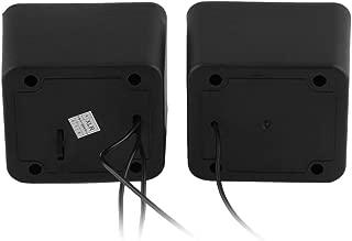 ZYZRYP Portable USB 2.0 Music Speaker Mini Music Stereo Speaker 3.5mm Pulg For Multimedia Desktop Computer Notebook