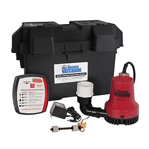 Basement Watchdog BWE 1000 Sump Pump