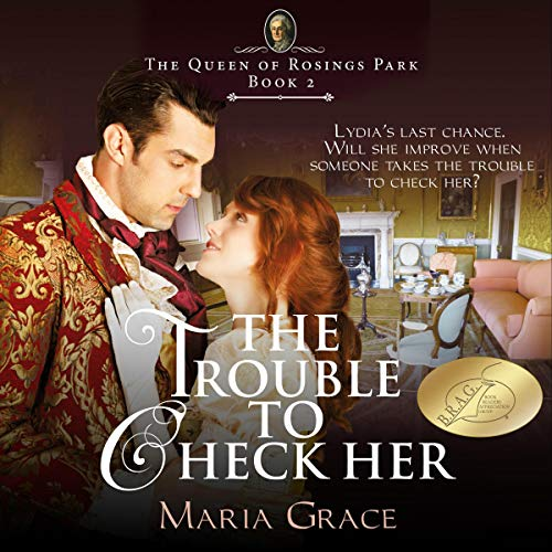 The Trouble to Check Her  By  cover art