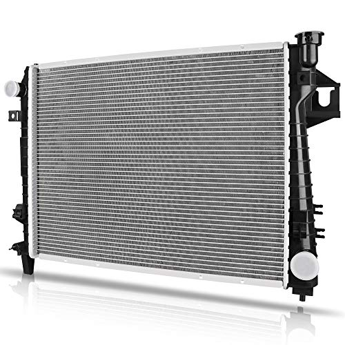 Radiator Compatible with 2004-2008 Dodge Ram 1500, 2004-2009 Dodge Ram 2500 3500 5.7L V8 ATRD1051