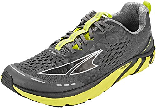ALTRA Men's ALM1937F Torin 4 Road Running Shoe, Gray/Lime -...