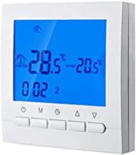 MagiDeal Wi-Fi Thermostat for Smart Home, DIY Version, Works with Echo, App Remote Control, Children Lock, 7 Days Time Setting, Holidays/Manual/Auto Mode