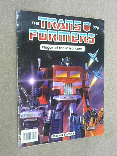 The TransFormers - Plague of the Insecticons!