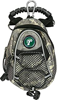 LinksWalker NCAA Tulane University Green Wave - Mini Day Pack - Camo