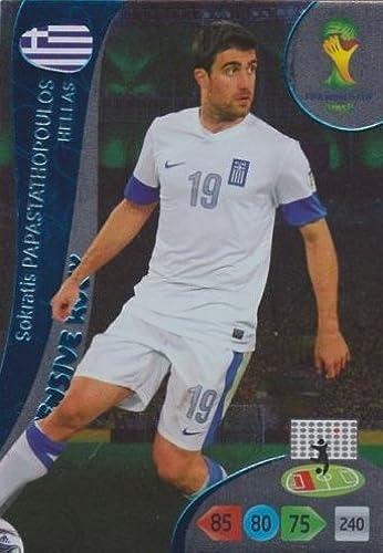 Unbekannt FIFA World Cup 2014 Brazil Adrenalyn XL Sokratis Papastathopoulos Defensive Rock
