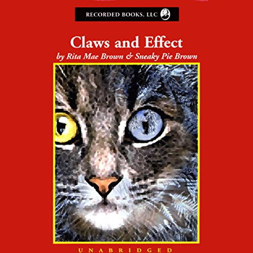 Claws and Effect audiobook cover art