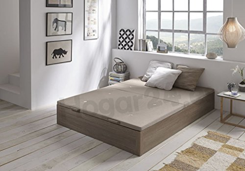 HOGAR24.es 3D- Canapé abatible de...