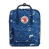 Fjallraven, Kanken Art Special Edition Backpack for Everyday, Blue Fable