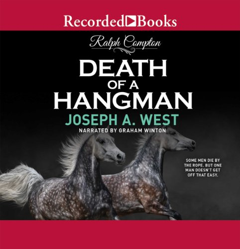Death of a Hangman audiobook cover art