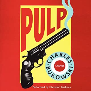 Pulp audiobook cover art