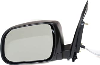 Kool Vue TY73EL Toyota Sienna Driver Side Power Corner Mount Mirror