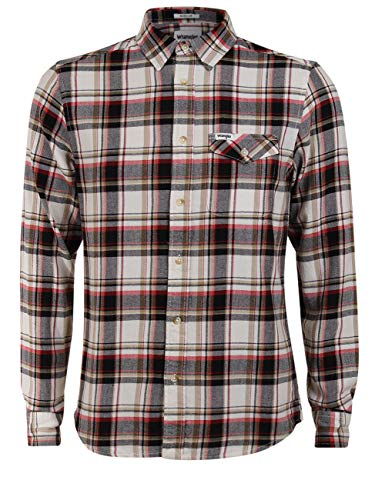Wrangler heren hemd Flap Shirt One Pocket